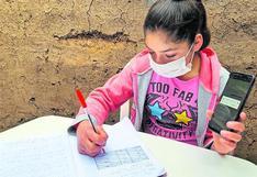 164 mil 556 escolares iniciaron clases virtuales en Ayacucho