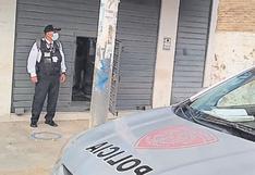 Hampones asaltan agencia de créditos en Talara