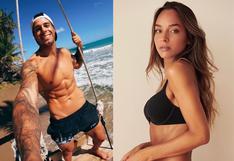 ¿Hugo García confirma relación con Alexandra Balarezo?: Modelo publicó romántica foto