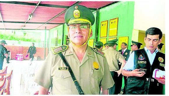 Por el caso de Chaparrí cambian a 18 policías de comisaría de Chongoyape
