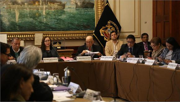 Congreso bicameral: aprueban artículo que define instalación de dos cámaras