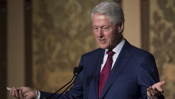 El centro médico no ofreció detalles adicionales a AFP sobre la hospitalización de Bill Clinton. (Foto: SAUL LOEB / AFP)