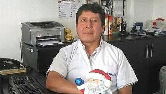 Falleció medico capillano Danny Cornejo Zambrano