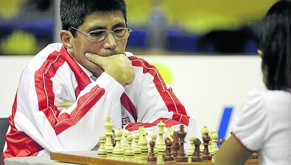 El campeón mundial de ajedrez Julio Granda será homenajeado en Ica