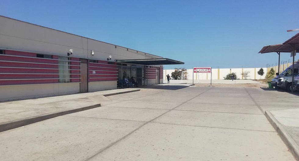 Pisco: Hospital San Juan de Dios contará con planta de oxígeno