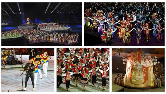 Clausura de los Juegos Panamericanos Lima 2019 en impresionantes imágenes (FOTOS)