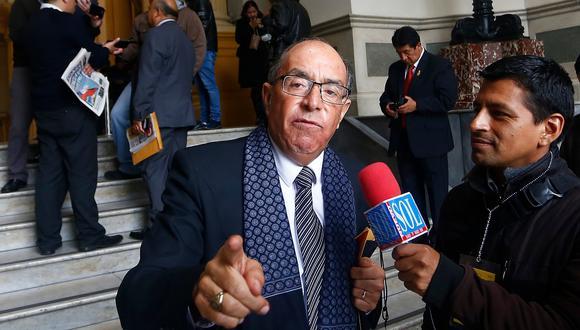 Edwin Donayre: El lunes vence el plazo para apelar sentencia por caso 'Gasolinazo'