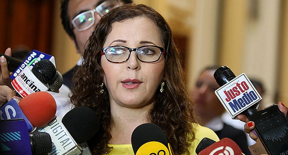 Rosa Bartra: Relación de Fuerza Popular con el resto de bancadas es de consenso