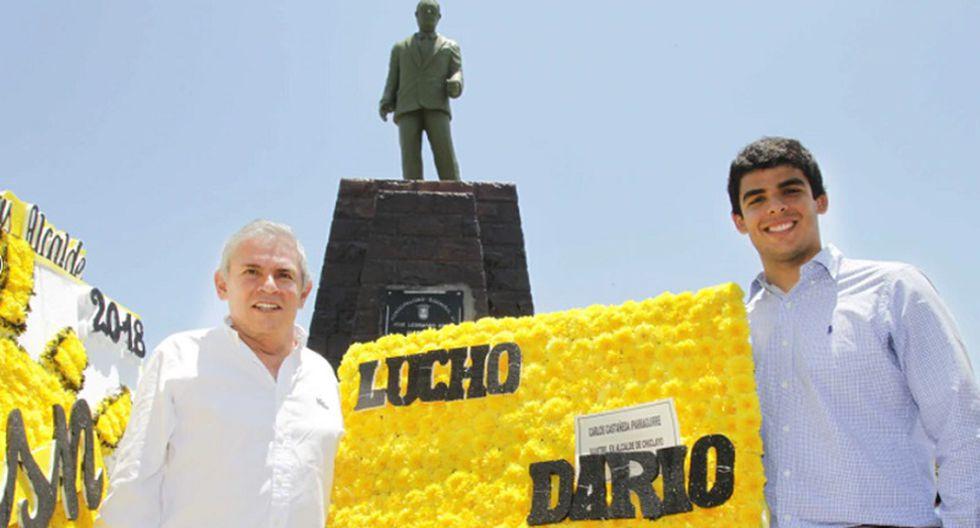Dario Castañeda (Foto: Archivo Correo)