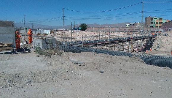 Gobierno Regional de Arequipa no cumplió con hacer canales de la comisión de Antiquilla