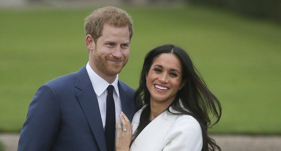 El príncipe Harry y Meghan Markle anuncian su compromiso de boda (FOTOS)