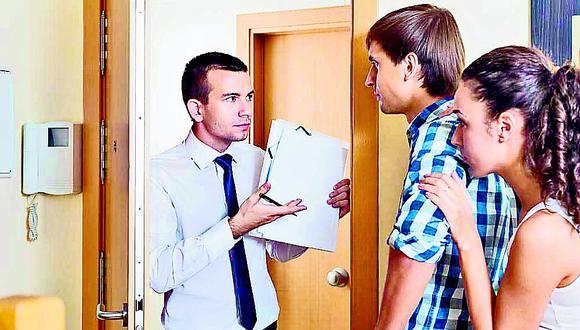 Desalojo notarial: Propietario debe estar al día en el pago del impuesto por el alquiler