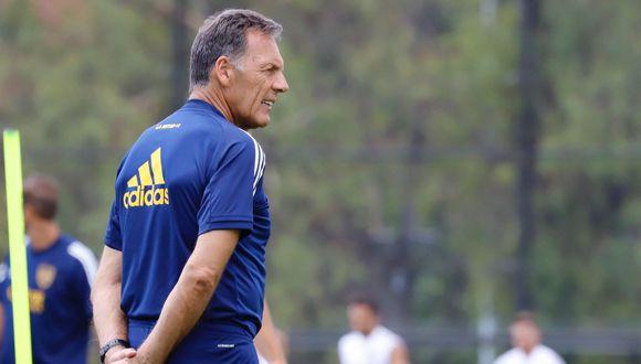 Miguel Ángel Russo fue campeón de la Copa Libertadores con Boca Juniors. (Prensa Boca Juniors)