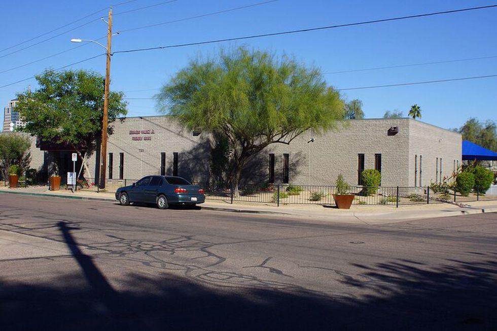 Centro de votación en Phoenix. (Foto: embassyofperu)