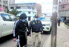Secuestradores de joven cobrador de combi solo le dieron pan y agua durante cuatro días en Huancayo