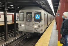 Joven de 16 años paralizó el Metro de Nueva York al caminar por los túneles