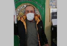 Juliaca: Detienen a abogado por desobediencia a la autoridad
