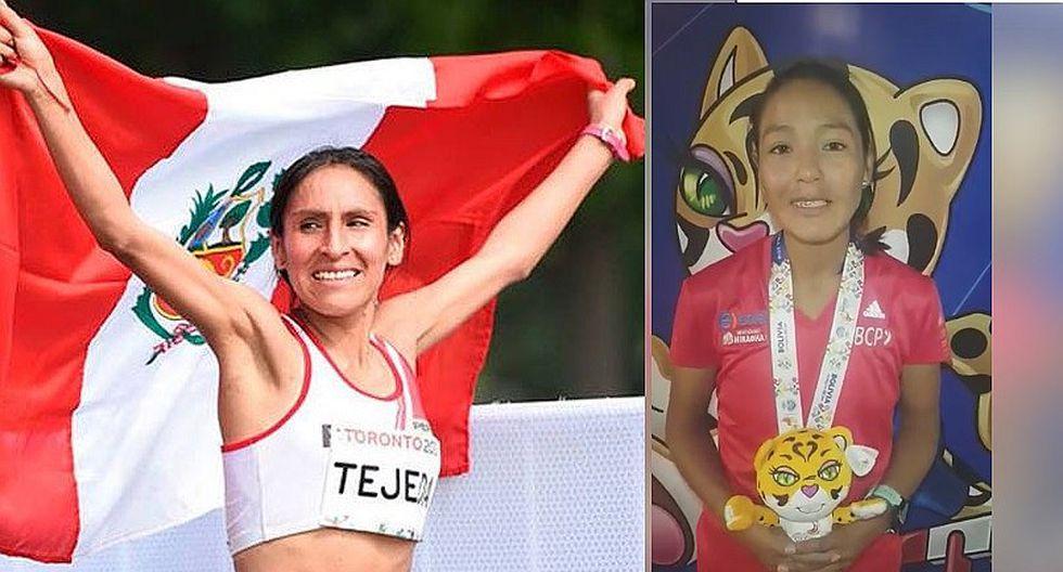 Juegos Suramericanos: Inés Melchor y Gladys Tejeda ganan medalla de oro y plata