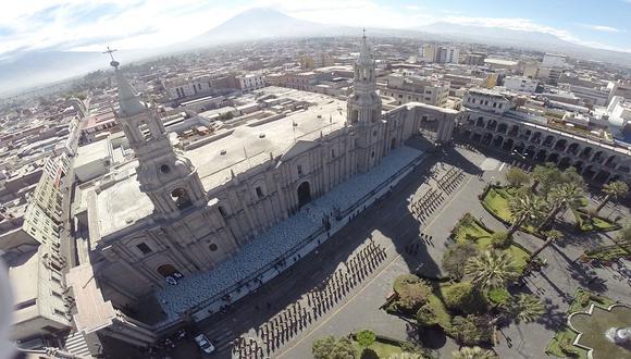 Arequipa como mejor destino turístico para el 2015
