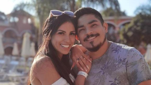 La bailarina y el actor tienen una relación de casi cinco años y fruto de su amor tienen un hijo que nació en noviembre de 2018 (Foto: Allison Pastor / Instagram)