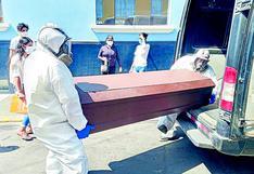 La Libertad: Reportan 15 muertes y 219 contagios de Covid19 en el último día