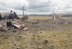 Huancavelica: Ante colapso por incremento de decesos por COVID donan terreno para construir cementerio