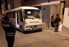 Llegan a Omate pobladores y funcionarios en primer traslado humanitario
