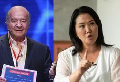 Keiko Fujimori y Hernando de Soto empatan en el segundo lugar, según Ipsos