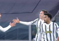 Federico Chiesa se encargó del 1-0 de Juventus ante Dinamo (VIDEO)
