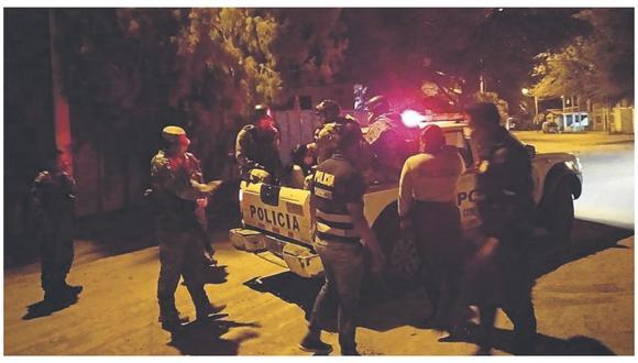 Durante el último fin de semana la Policía realizó varios operativos encontrando a algunas personas en bares clandestinos.