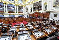 Pleno del Congreso sesionará este miércoles 9, jueves 10 y viernes 11 de junio para ver reformas constitucionales