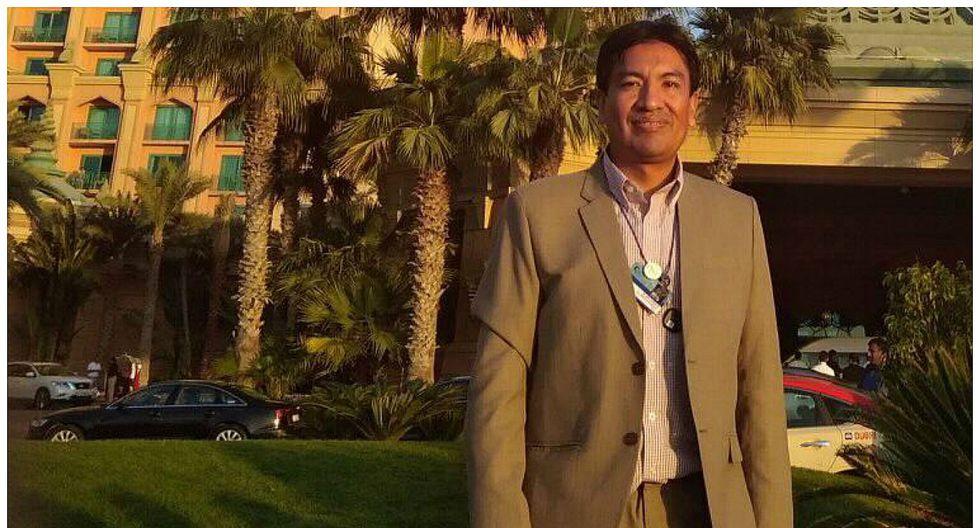 Día del Maestro: Peruano fue elegido entre los 50 mejores profesores del mundo
