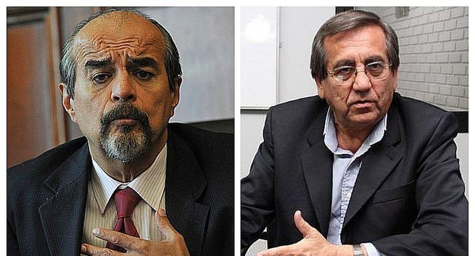 Mauricio Mulder: Del Castillo se opone a mi candidatura porque me tiene bronca
