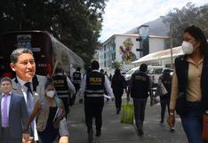 Fiscalía: Gobernador Alvarado lideraría organización delictiva en GRH