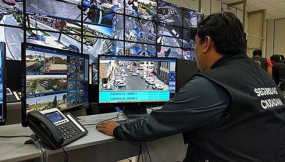 Tacna: Requieren 30 cámaras de seguridad para vigilancia en la ciudad
