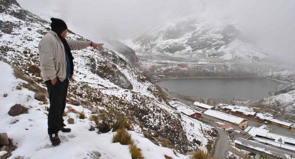 Diez distritos de Huánuco recibirán kits de abrigo