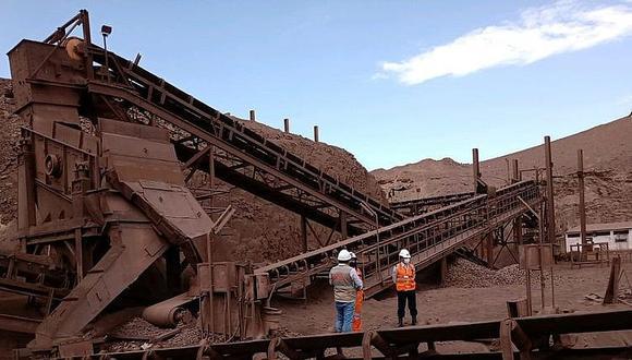Fiscalizan doce concesiones mineras en Tacna
