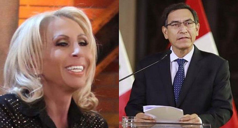 """Laura Bozzo tras disolución del Congreso: """"Vamos directo a convertirnos en otra Venezuela"""""""