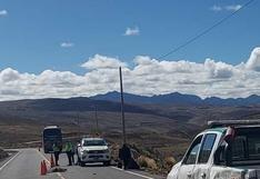 Policía de la región Huancavelica es atropellado en vía Los Libertadores