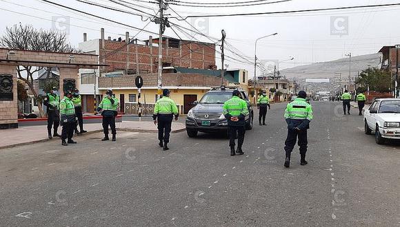 Gobierno levanta cuarentena focalizada en Tacna