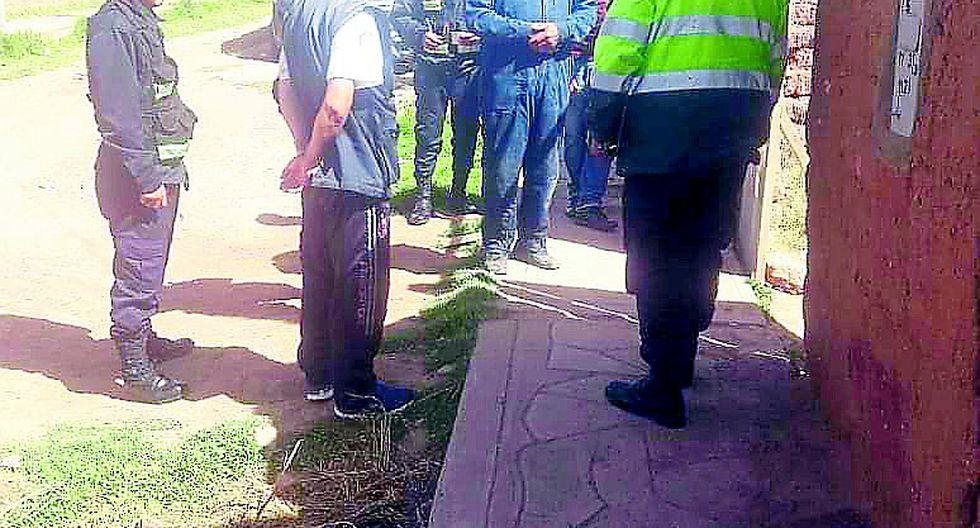 Hallan cadáveres de padre e hijo en una vivienda de Huancané