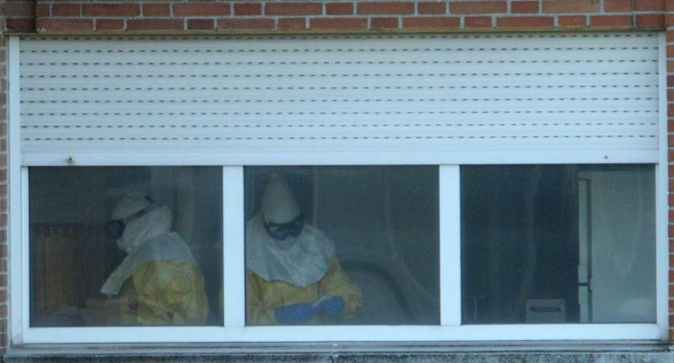 Hospitalizan a misionero español por posibles síntomas de ébola