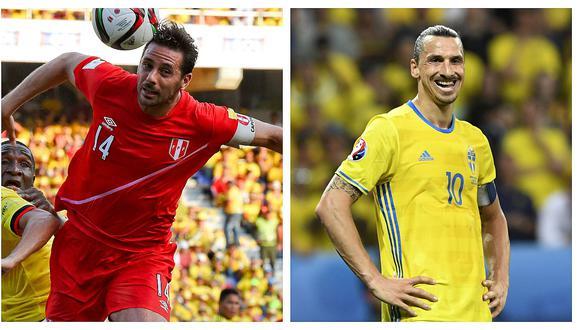 FIFA saludó con peculiar frase a Claudio Pizarro y Zlatan Ibrahimovic por sus cumpleaños