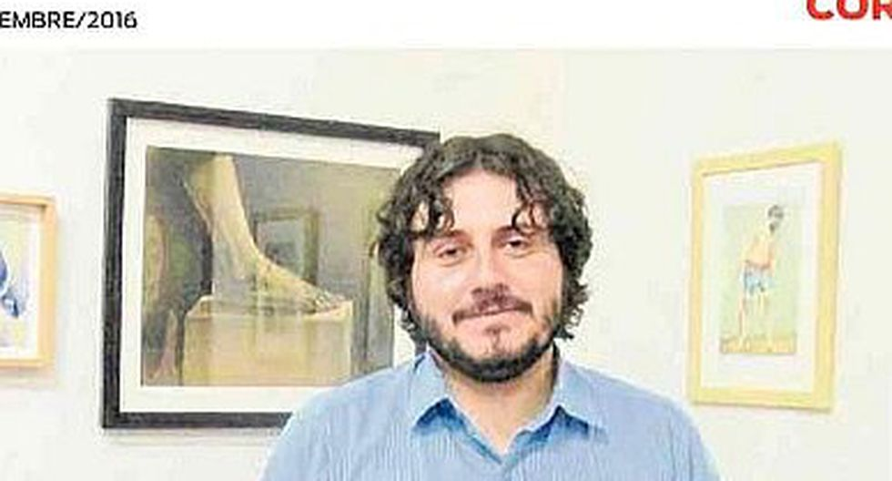 """Reycor Rojas: """"El artista debe buscar y tener su propio estilo"""""""