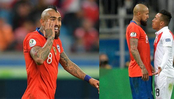 """Arturo Vidal tras derrota de Chile ante Perú: """"Nunca fueron superiores a nosotros"""" (VIDEO)"""