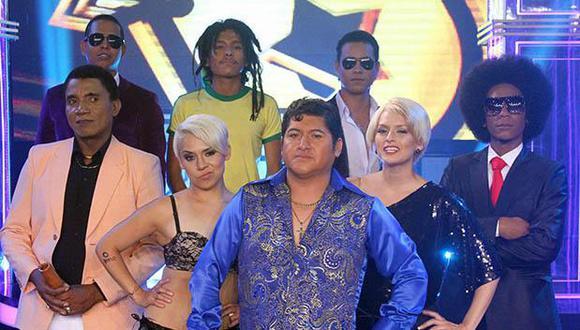 Yo Soy: Yuri, Chacalón, Pink y Bob Marley son los finalistas del programa