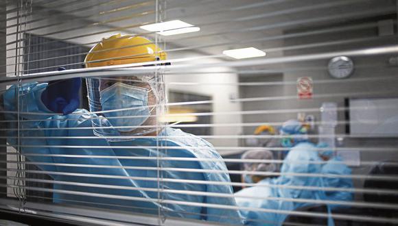 Autoridades impulsan la campaña: 'Grupo de Gratitud' que reconoce la labor de profesionales en la primera línea de defensa contra la pandemia del coronavirus. (Foto: GEC)