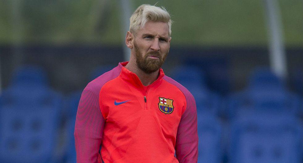 Lionel Messi quedó fuera de los finalistas al Mejor Jugador de Europa
