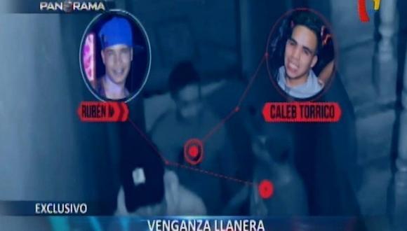 Videos inéditos del peruano y venezolano antes de que sean descuartizados vivos