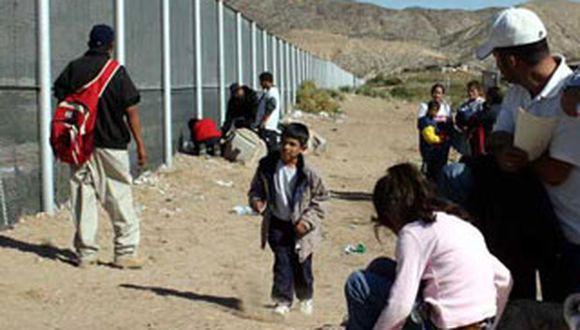 EE.UU. inicia programa de deportaciones junto con México